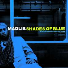 DJ Madlib: Shades Of Blue (remastered) (180g) (Limited Edition), 2 LPs
