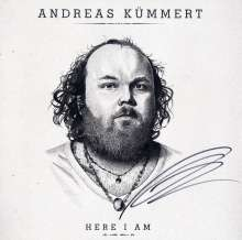 Andreas Kümmert: Here I Am (Limited Edition) - signiert, LP