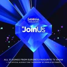 Eurovision Song Contest: Copenhagen 2014, 2 CDs