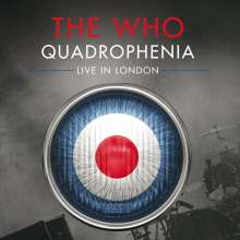 The Who: Quadrophenia: Live In London 2013, 2 CDs
