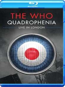 The Who: Quadrophenia: Live In London 2013, Blu-ray Disc