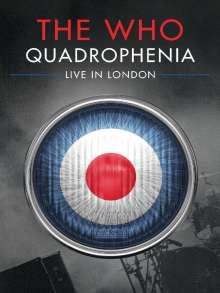 The Who: Quadrophenia: Live In London 2013, DVD