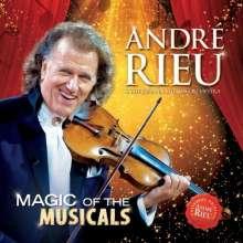 André Rieu: Magic Of The Musicals, CD