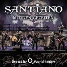 Santiano: Mit den Gezeiten: Live aus der O2 World Hamburg 2014, 2 CDs
