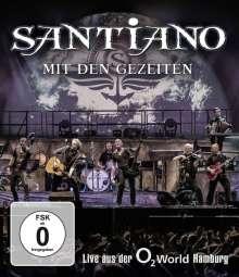 Santiano: Mit den Gezeiten: Live aus der O2 World Hamburg 2014, Blu-ray Disc