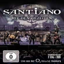 Santiano: Mit den Gezeiten: Live aus der O2 World Hamburg 2014 (Limited Premium Edition) (2 CD + DVD), 2 CDs