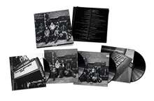 The Allman Brothers Band: The 1971 Fillmore East Recordings (180g) (Limited Edition Deluxe Box Set), 4 LPs