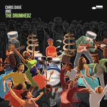 Chris Dave (geb. 1973): Chris Dave And The Drumhedz (Limited-Edition), 2 LPs