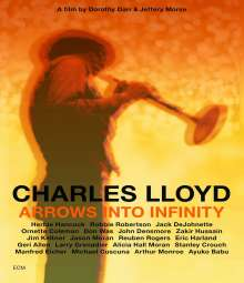 Charles Lloyd (geb. 1938): Arrows Into Infinity, Blu-ray Disc