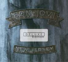 Bon Jovi: New Jersey (Deluxe Edition), 2 CDs