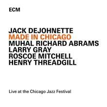 Jack DeJohnette (geb. 1942): Made In Chicago: Live At The Chicago Jazz Festival 2013, CD