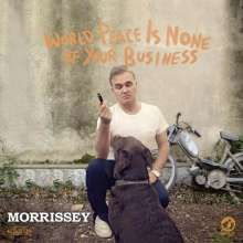 Morrissey: World Peace Is None Of Your Business, CD