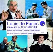 Filmmusik: Musiques De Films, 4 CDs