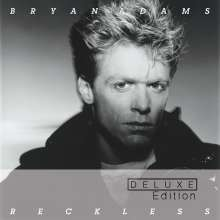 Bryan Adams: Reckless (30th Anniversary) (Deluxe Remastered Edition), 2 CDs