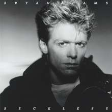 Bryan Adams: Reckless (30th Anniversary) (180g) (Limited Edition), 2 LPs