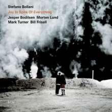 Stefano Bollani (geb. 1972): Joy In Spite Of Everything, CD