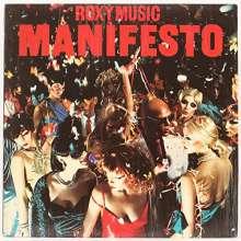 Roxy Music: Manifesto (180g) (Limited-Edition), LP
