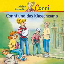 44: Conni Und Das Klassencamp, CD