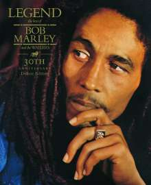Bob Marley (1945-1981): Legend (Limited 30th Anniversary Edition) (CD + Blu-ray Audio), 2 CDs