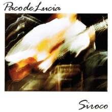Paco de Lucia (1947-2014): Siroco, LP