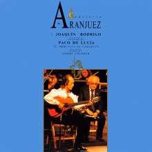 Paco de Lucia (1947-2014): Concierto De Aranjuez, LP