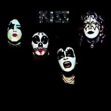 Kiss: Kiss (German Version), CD