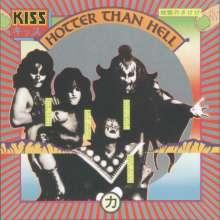 Kiss: Hotter Than Hell (German Version), CD