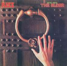 Kiss: Music From The Elder (German Version), CD