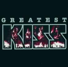 Kiss: Greatest Kiss (German Version), CD
