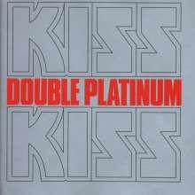 Kiss: Double Platinum (German Version), CD