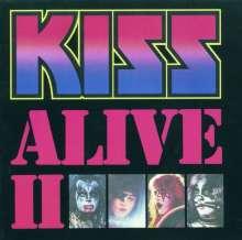 Kiss: Alive II (German Version), 2 CDs
