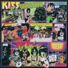Kiss: Unmasked (German Version), CD