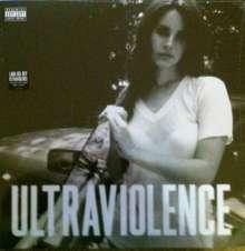 Lana Del Rey: Ultraviolence, 2 LPs