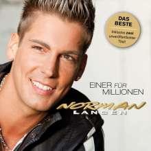Norman Langen: Einer für Millionen: Das Beste, CD
