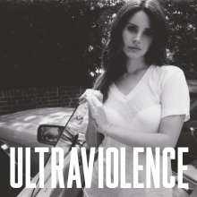 Lana Del Rey: Ultraviolence (180g) (Limited Deluxe Edition incl. 3 Bonustracks), 2 LPs