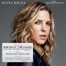 Diana Krall (geb. 1964): Wallflower, CD