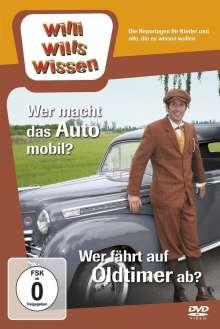 Willi wills wissen: Wer macht das Auto mobil? / Wer fährt auf Oldtimer ab?, DVD