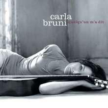 Carla Bruni: Quelqu'un M'a Dit, CD
