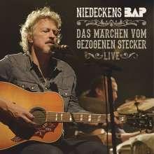 Niedeckens BAP: Das Märchen vom gezogenen Stecker (Live) (Limited Deluxe Edition) (2CD + DVD), 2 CDs und 1 DVD