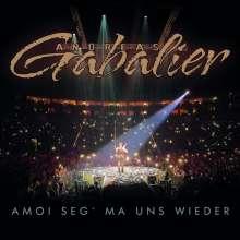 Andreas Gabalier: Amoi seg'  ma uns wieder (2-Track), Maxi-CD