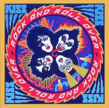 Kiss: Rock And Roll Over (German Version), CD