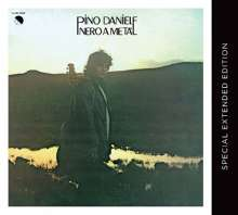 Pino Daniele: Nero A Meta (Special Extended Edition), CD