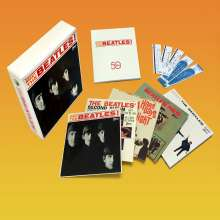 The Beatles: Meet The Beatles (Limited Edition Japan Box), 5 CDs