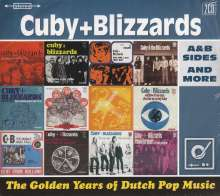 Cuby & The Blizzards: The Golden Years Of Dutch Pop Music, 2 CDs