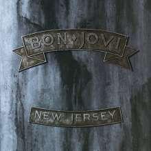 Bon Jovi: New Jersey (Standard Edition), CD