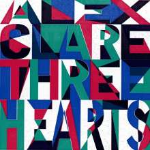 Alex Clare: Three Hearts, CD