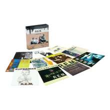 """R.E.M.: 7in-83-88  (11 7"""" IRS Singles) (Limited Edition), 11 Single 7""""s"""