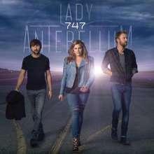 Lady Antebellum: 747, CD