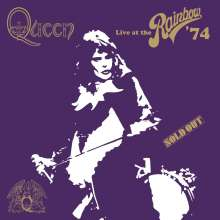 Queen: Live At The Rainbow '74, CD