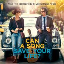 Filmmusik: Can A Song Save Your Life, CD